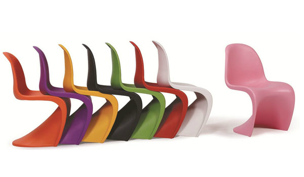 Panton Chair de Verner Panton by Vitra Design