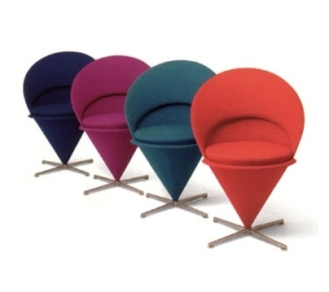 Cone Chair de Verner Panton by Vitra