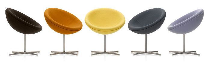 C1 Chair de Verner Panton by Vitra Design