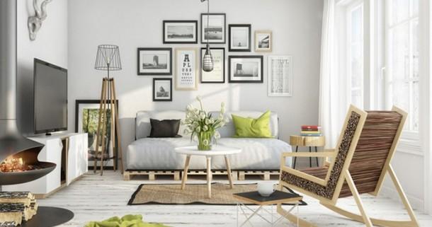 Moyo design blog tend ncias de arte e design - Casas estilo escandinavo ...