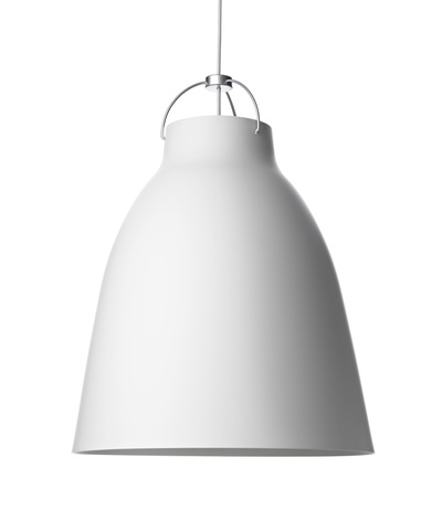 matt white lamp