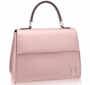 mala louis vuitton rosa quartz