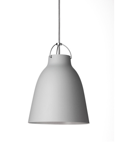 candeeiro suspenso caravaggio lightyears light grey matt