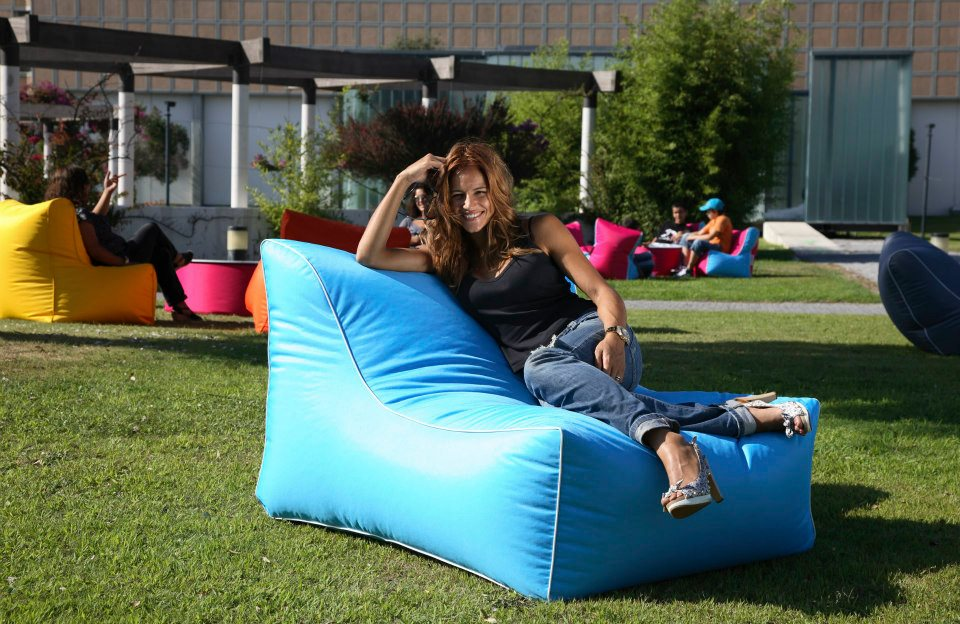 Puff exterior Nosolid Big Chaise