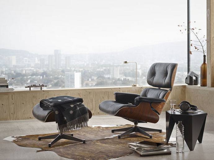 Poltrona Eames Lounge Chair Original